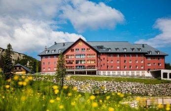 Hotel JUFA Hochkar Sport Resort Aussenansicht