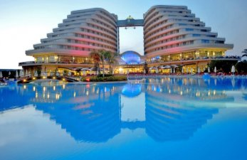 Miracle Resort In Lara Turkische Riviera Kinderhotel