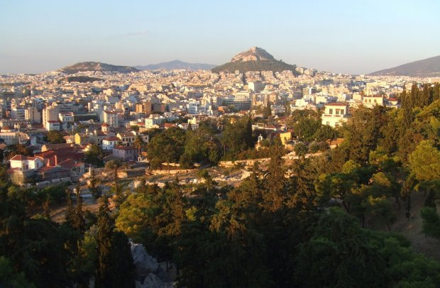Athen Olymp