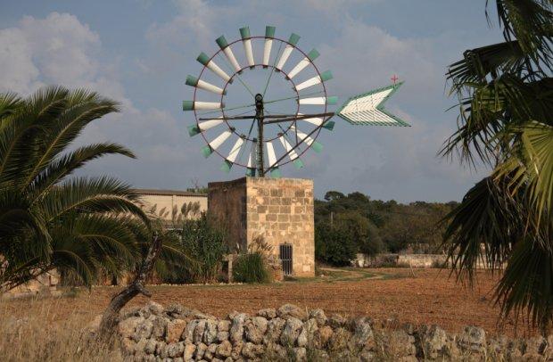 Balearen Windmühlen