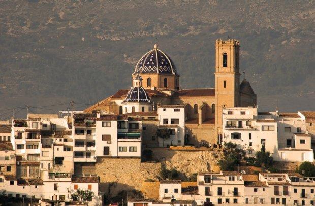 Spanien Costa Blanca