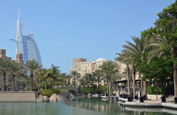 Dubai Innenstadt