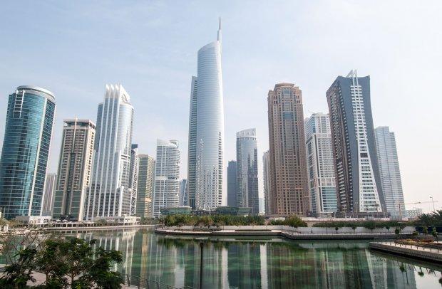 Dubai Wolkenkratzer