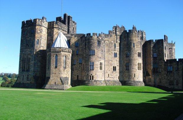 England Alnwick Castle