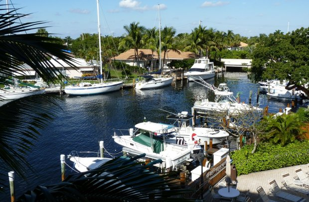 Florida Anlegestelle