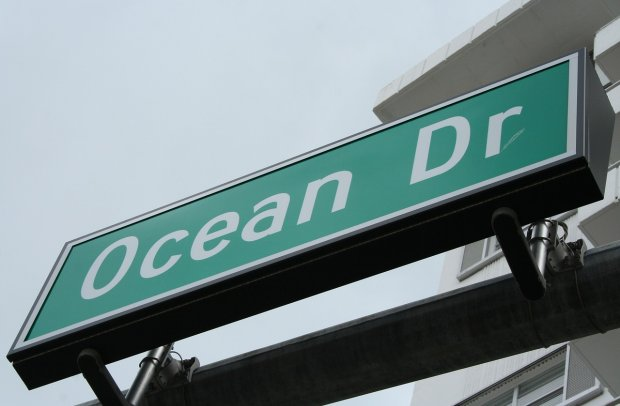 Florida Ocean Drive