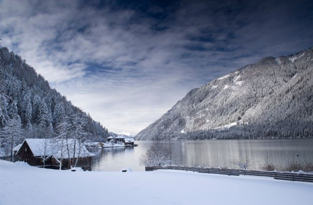 Kärnten Skigebiet Gerlitzen-Alpe