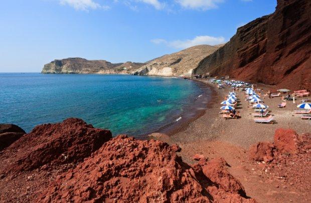 Griechenland Einsame Bucht