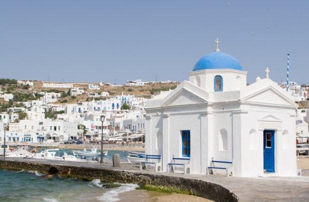 Griechenland Kleine Kirche