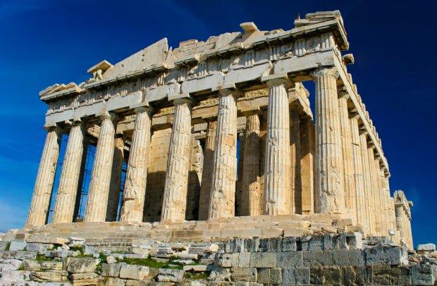 Griechenland Säulenruine
