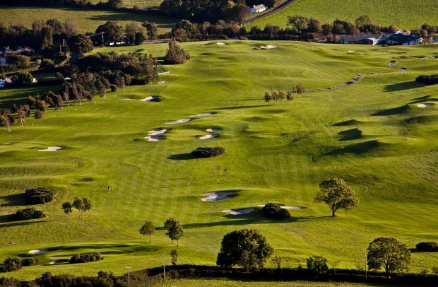 Irland Golfplatz