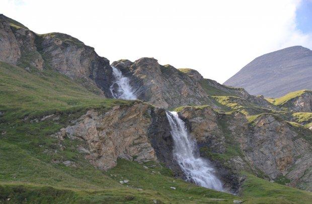 Österreich Wasserfall
