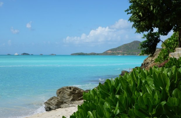 Karibik Antigua Meer