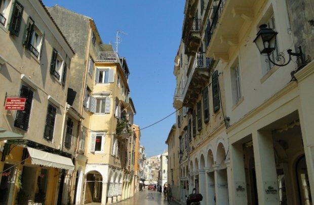 Korfu Altstadt