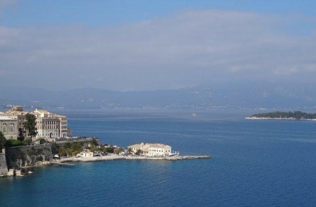 Griechenland Korfu