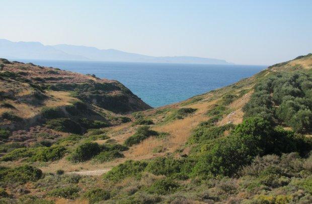 Kreta Berglandschaft