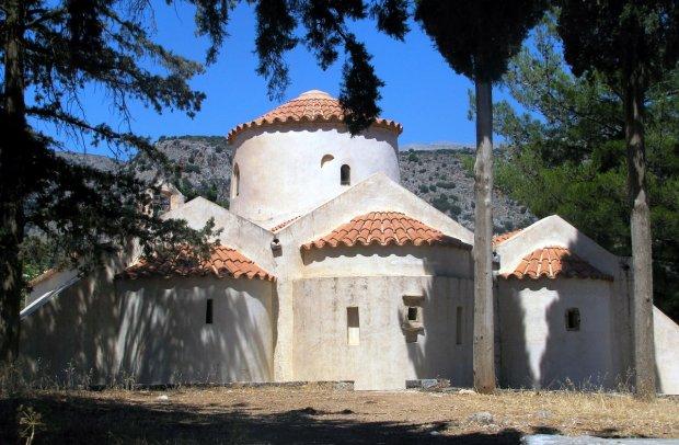 Kreta Gebäude
