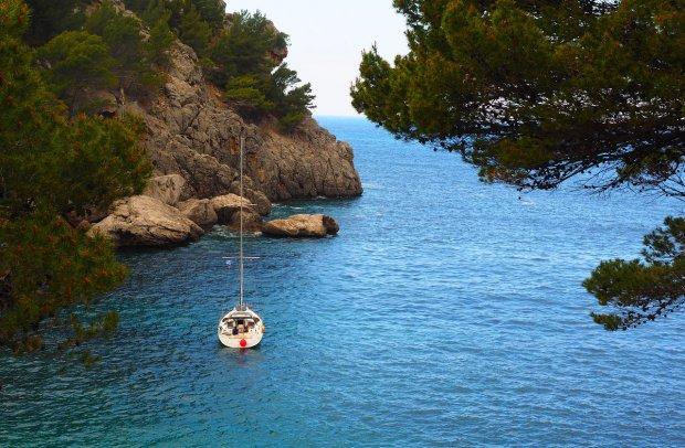 Mallorca Bucht 2