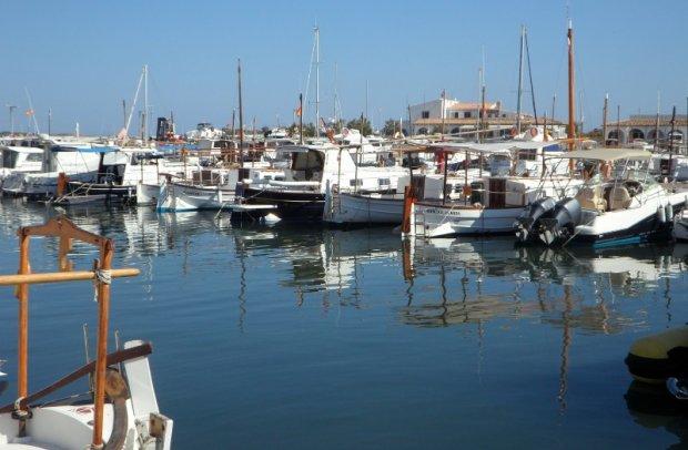 Mallorca Colonia Sant Jordi Cala d'Or