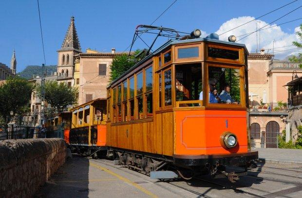 Mallorca Sollerbahn