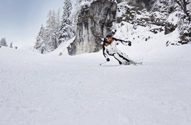 Österreich Skigebiet Mölltaler Gletscher