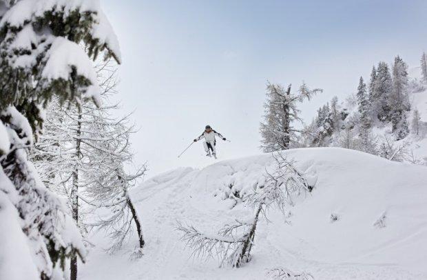 Kärnten Skigebiet Nassfeld