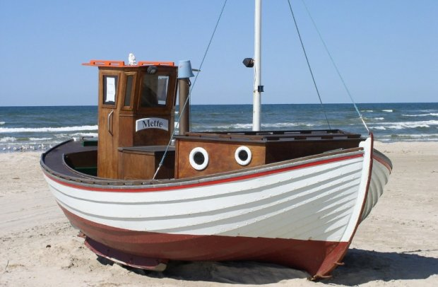 Nordsee Boot