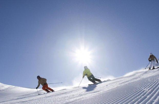Tirol Skigebiet Hintertuxer Gletscher