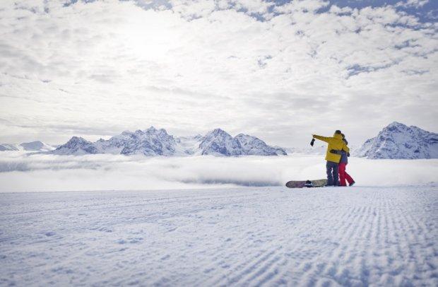 Tirol Skigebiet Kitzbühel-Kirchberg