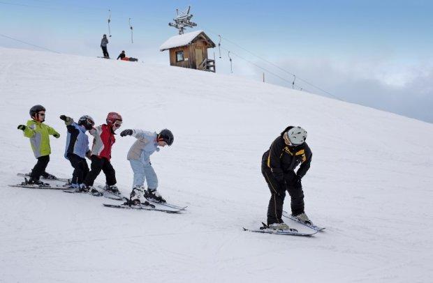 Tirol Skigebiet Ötztal