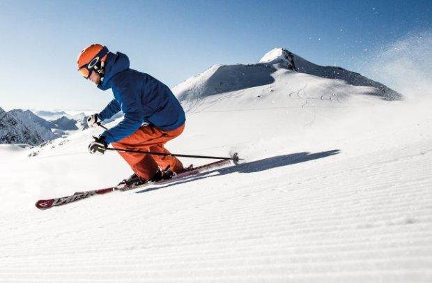 Tirol Skigebiet Stubaital