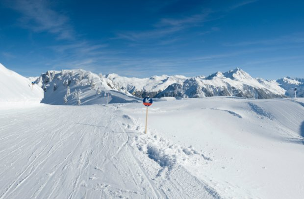 Tirol Skigebiet Zahmer Kaiser
