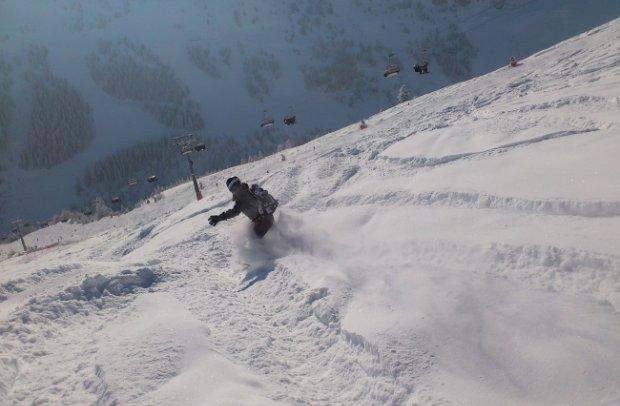 Österreich Skigebiet Zillertal