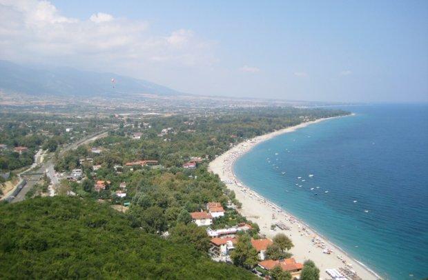 Griechenland Olympische Riviera