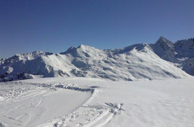 Tirol Skigebiet Pitztaler Gletscher