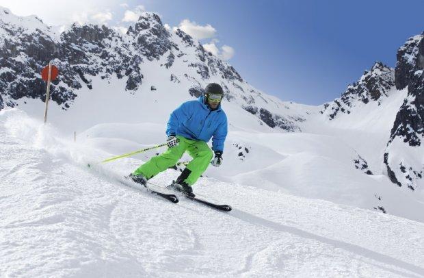 Tirol Skigebiet Kaiserwinkl