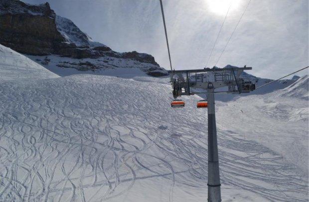 Tirol Skigebiet Sölden