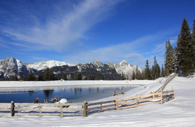 Tirol Winterlandschaft