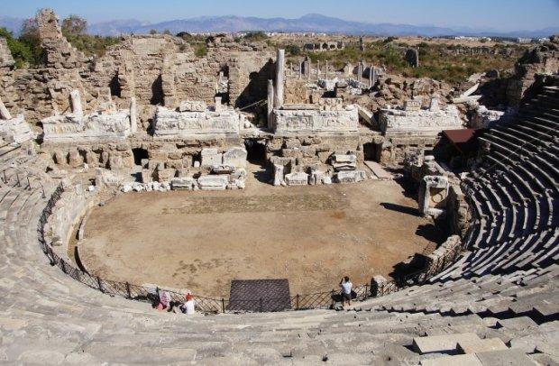 Türkei Amphitheater