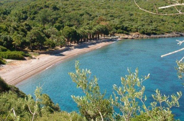 Türkei Bucht in Datca