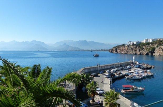 Türkei Türkische Riviera