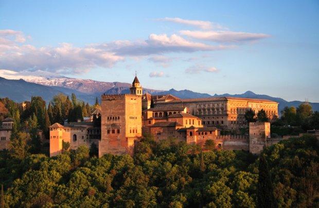 Spanien Granada