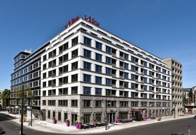 Adina Apartment Hotel Berlin Hackescher Markt Berlin Familienreise