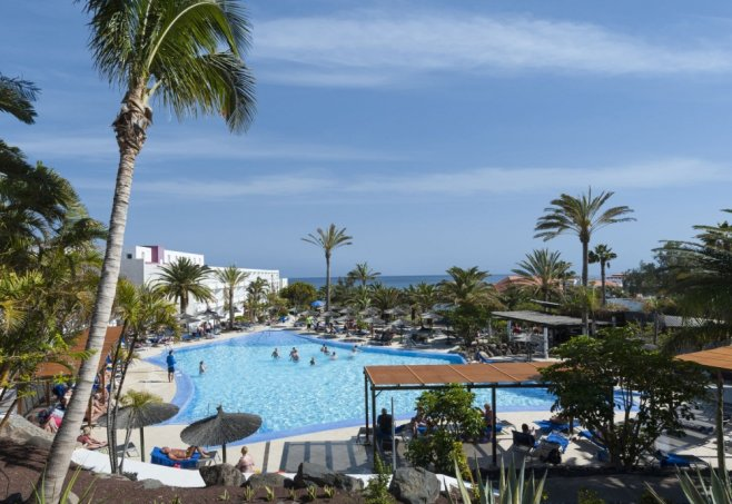 Allsun Hotel Esquinzo Beach Fuerteventura Playa De Esquinzo