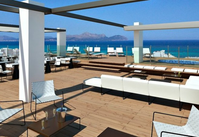 Chillout Tonga Suites In Can Picafort Mallorca