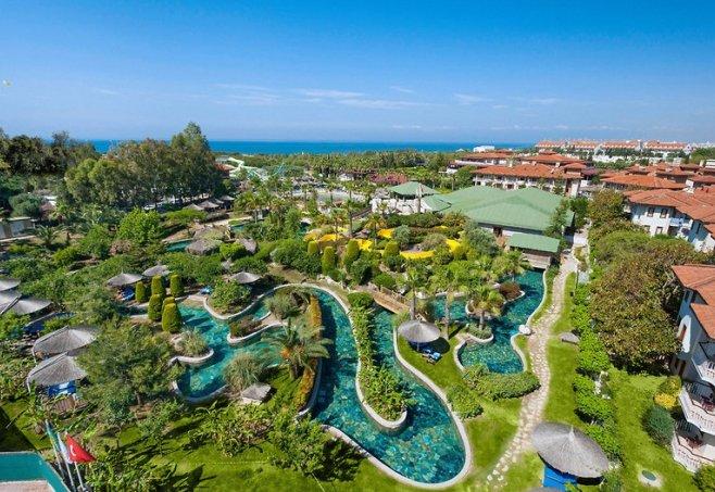 Hotel Club Grand Side Türkische Riviera Familienurlaub Mit Kindern