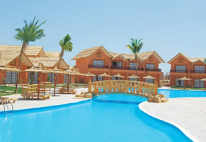 Jungle Aqua Park Resort in Hurghada/Safaga | Familienhotel mit Kindern