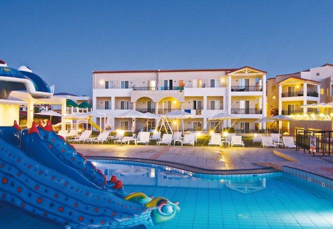 Bilder Hotel Dimitrios Village Beach Resort Kreta