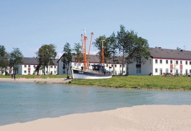 Dorf Wangerland Hotel Pension