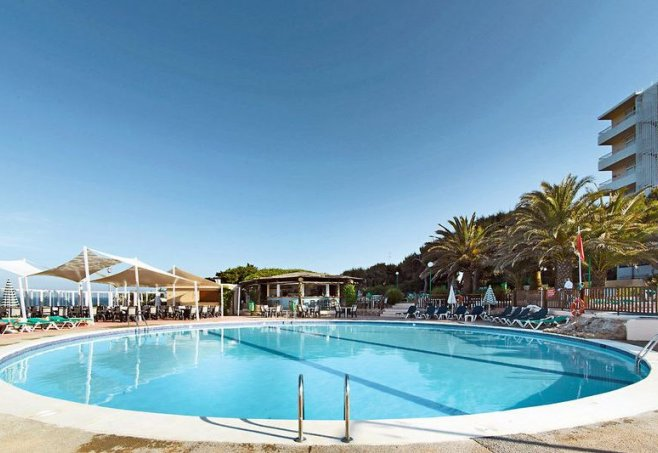 Hotel Fiesta Cala Nova Ibiza Bewertung
